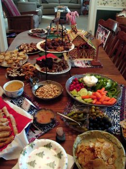 Come to the vegan potluck event next week london calling for Cuisine vegan