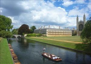 Picturesque Cambridge